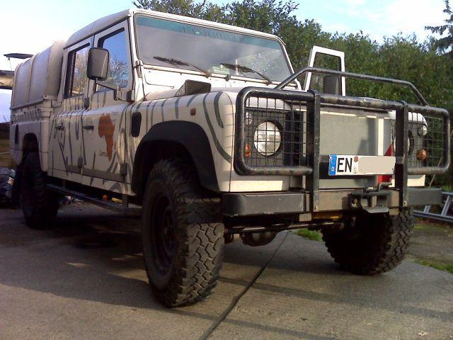 """Land Rover - Der """"Landy"""" im Original Kl10"""