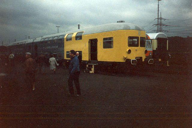 Bilder zum 150 jährigen Bahnjubiläum in Bochum Dahlhausen Lbe10