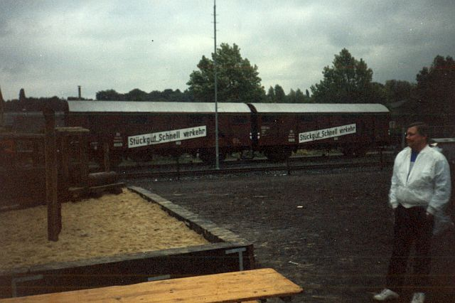 Bilder zum 150 jährigen Bahnjubiläum in Bochum Dahlhausen Leig_e10