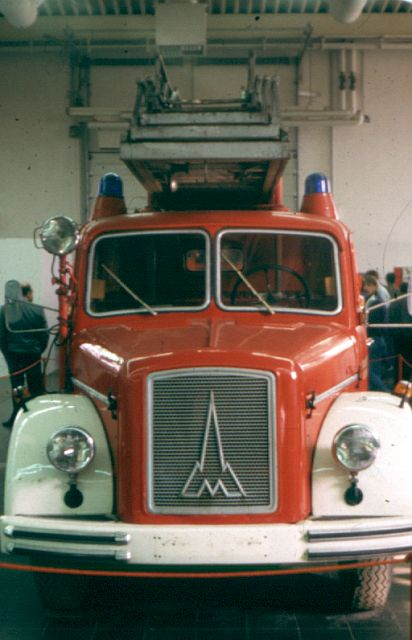 Feuerwehr - Nostalgie und Vergangenes Magiru10