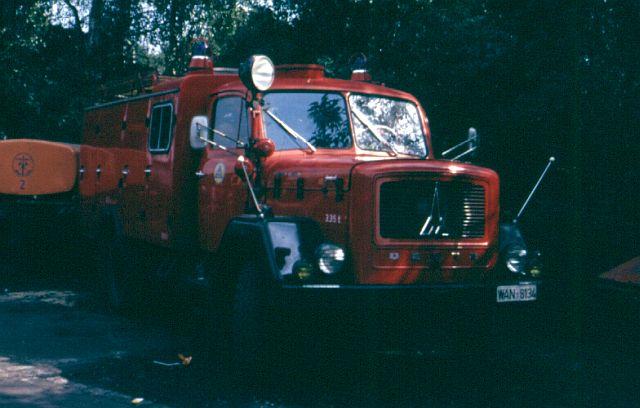 Feuerwehr - Nostalgie und Vergangenes Magiru12