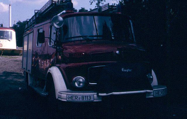 Feuerwehr - Nostalgie und Vergangenes Merced10