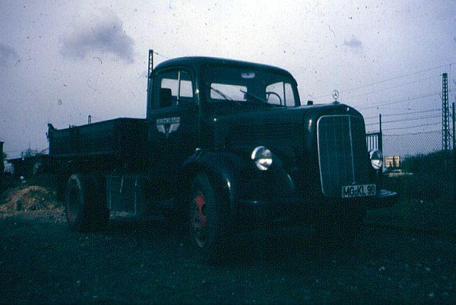 LKW - Nostalgie und Vergangenes Merced13