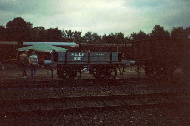 Bilder zum 150 jährigen Bahnjubiläum in Bochum Dahlhausen Pfalz_10
