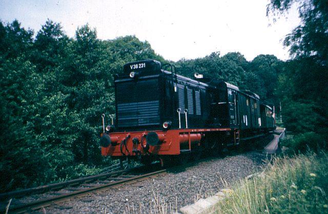 Die Diesellok der Baureihe 236 / V36 der DB - ex WR360 C14 V_36_212