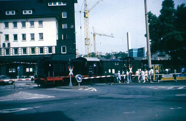 Die Diesellok der Baureihe 236 / V36 der DB - ex WR360 C14 V_36_213