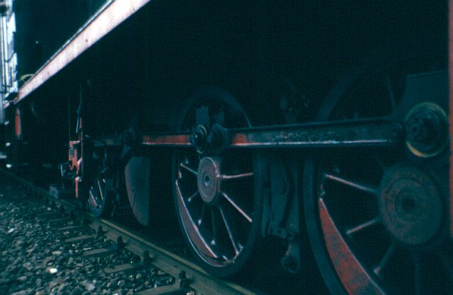 Die Diesellok der Baureihe 236 / V36 der DB - ex WR360 C14 V_36_216