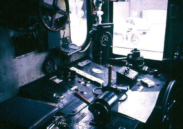 Die Diesellok der Baureihe 236 / V36 der DB - ex WR360 C14 V_36_217