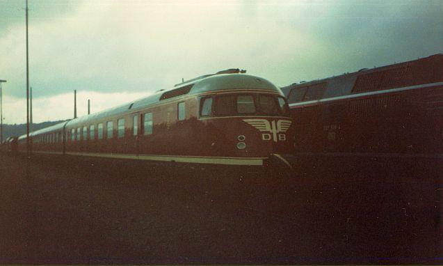 Bilder zum 150 jährigen Bahnjubiläum in Bochum Dahlhausen Vt_08_10