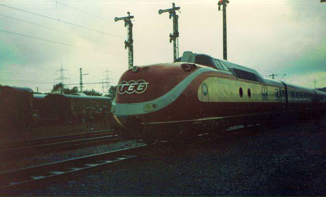 Bilder zum 150 jährigen Bahnjubiläum in Bochum Dahlhausen Vt_11_10