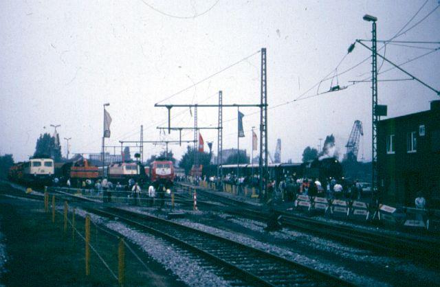 Eisenbahn-Impressionen Wanne_10