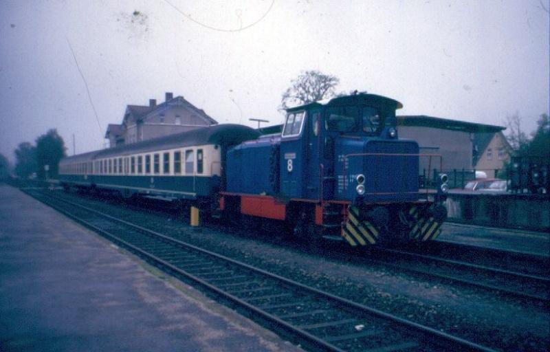 Wolff Walsrode Lok 8 in Walsrode Wolf_w10