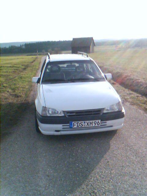 Der Opelmaus ihr alter Kaddy (Kadett E Caravan ) Image_10
