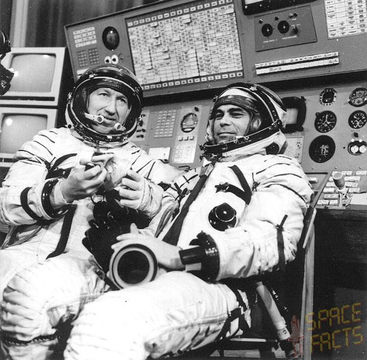 Valery Yazdovsky (1930-2012)  Soyuz-10