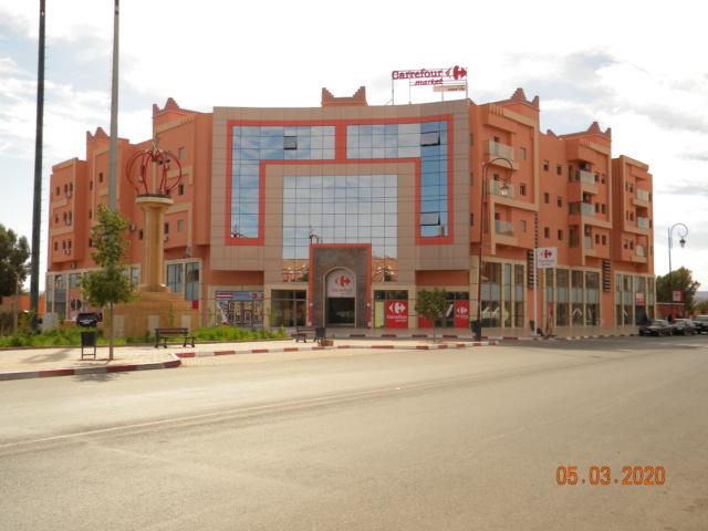 [Maroc/Commerces] carrefour Ouarzazate Ouarza14