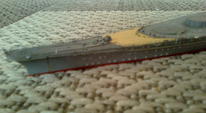 Yamato 1/700 Tamiya Photo110