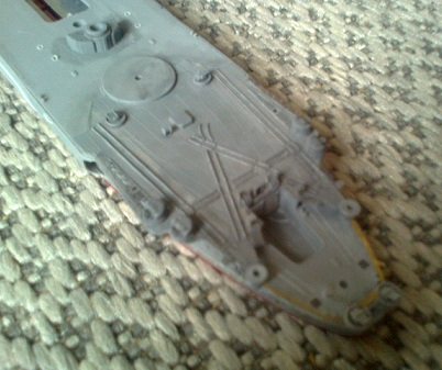 Yamato 1/700 Tamiya Photo111