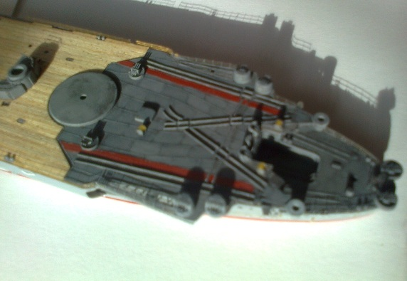 Yamato 1/700 Tamiya - Page 2 Photo113