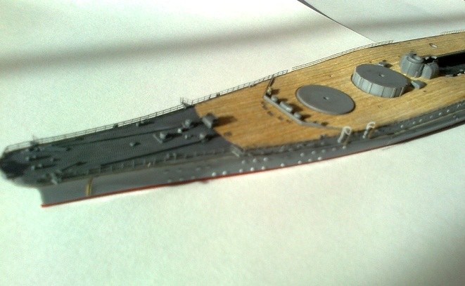 Yamato 1/700 Tamiya - Page 2 Photo114