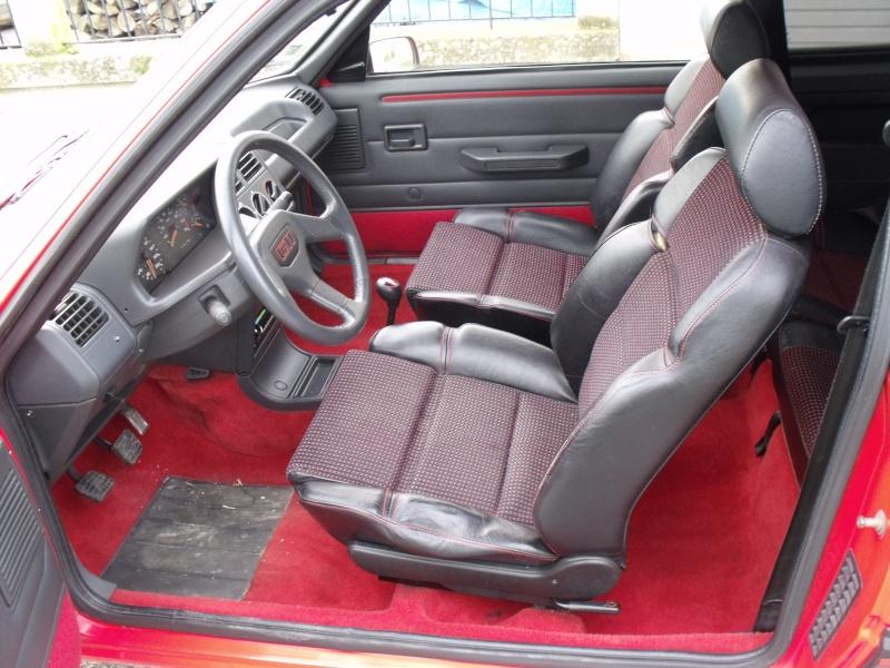 [Matpetit59] 205 GTI 1,6L 115ch rouge vallelunga 1990 Divers12
