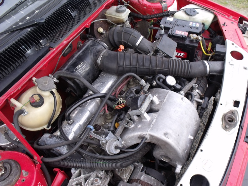 [Matpetit59] 205 GTI 1,6L 115ch rouge vallelunga 1990 Divers13