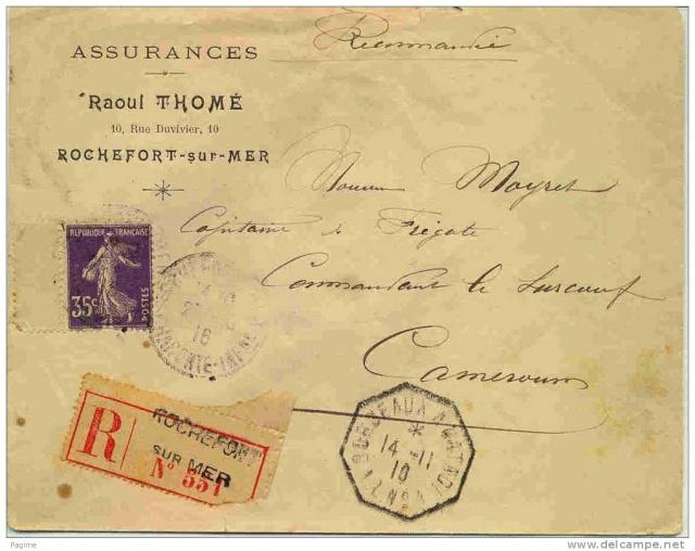 Cameroun 1916 Bordea10