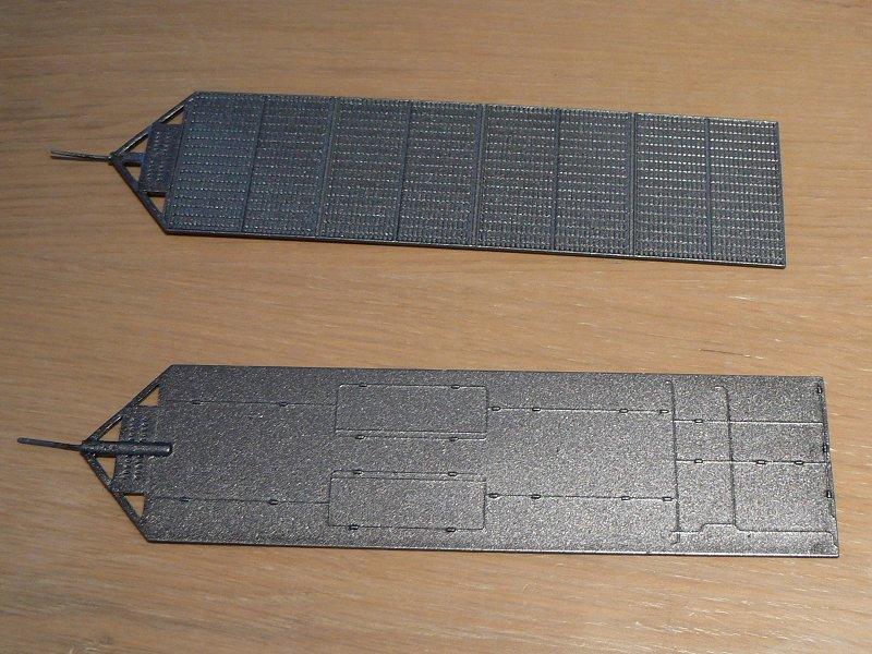 (Maquettes) Tiangong 1 - Shenzhou 9 P1220815