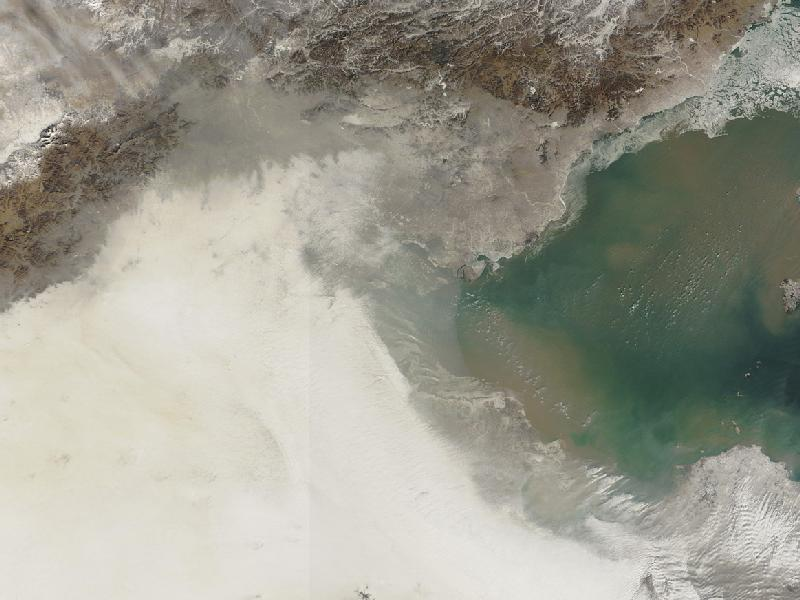 Air Quality Suffering in China China_10
