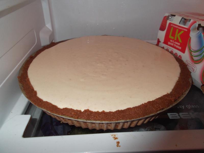 La tarte au turron Dscf0514