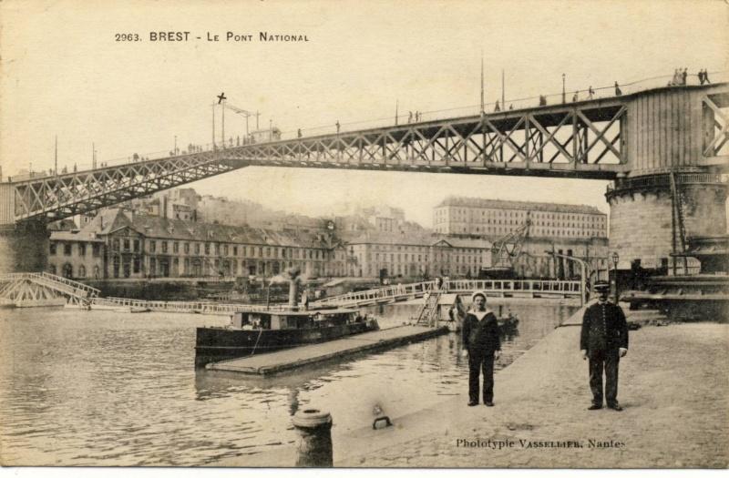 [Ports] LE VIEUX BREST - Page 5 Scan1033