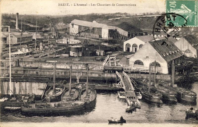 [Ports] LE VIEUX BREST - Page 5 Scan1045
