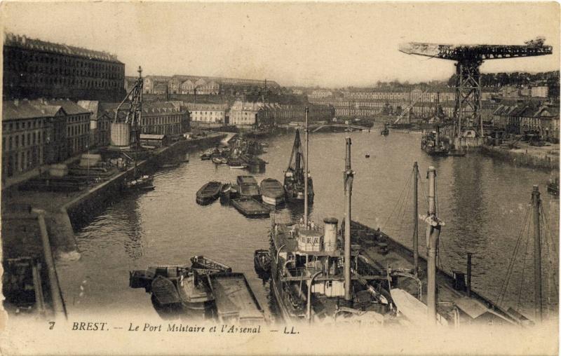 [Ports] LE VIEUX BREST - Page 6 Scan1078