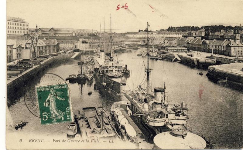 [Ports] LE VIEUX BREST - Page 6 Scan1079