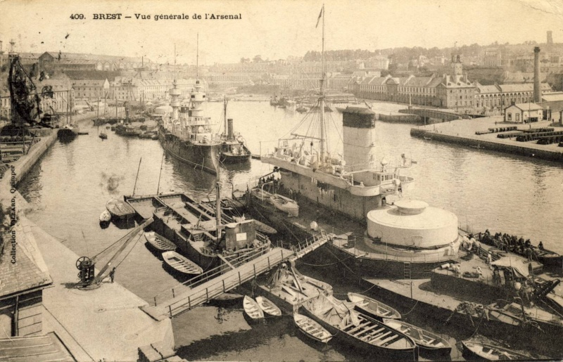 [Ports] LE VIEUX BREST - Page 6 Scan1083
