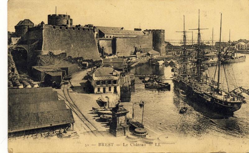[Ports] LE VIEUX BREST - Page 6 Scan1099