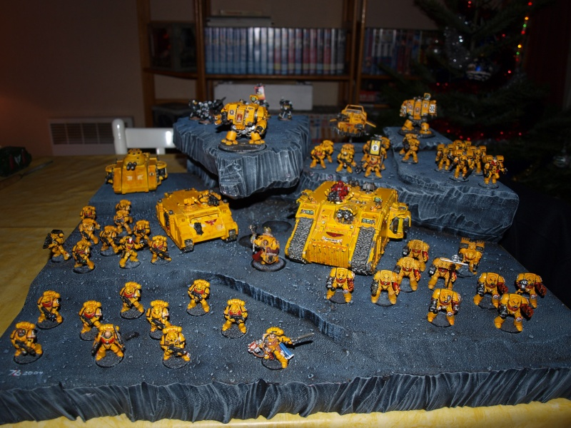 Galerie d'Imperial Fist Pc150211