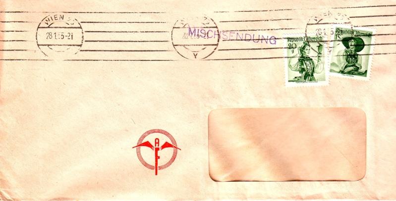 Trachtenserien ANK 887 - 923 und 1052 - 1072 Belege - Seite 2 100_mi10