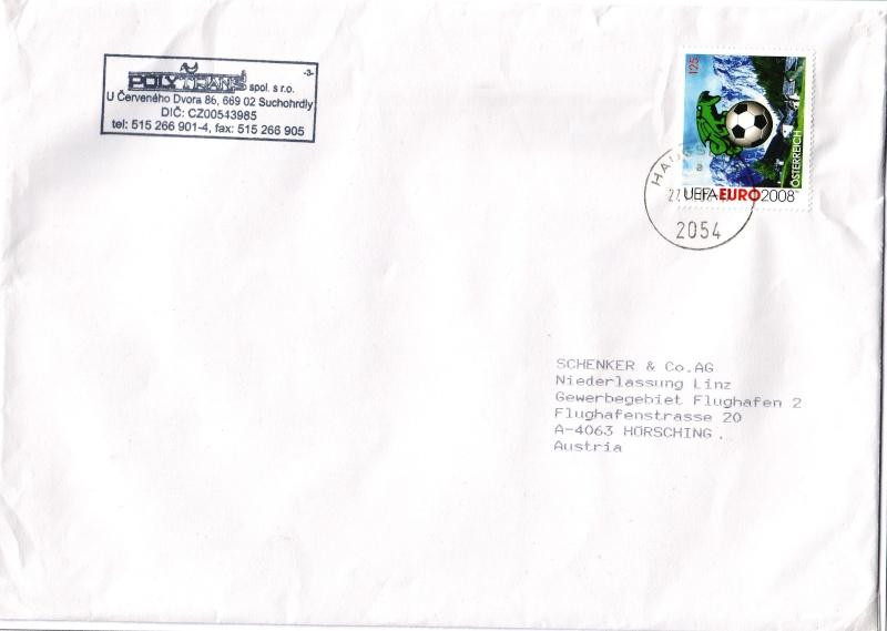Sammlung Bedarfsbriefe Österreich ab 1945 - Seite 3 12510