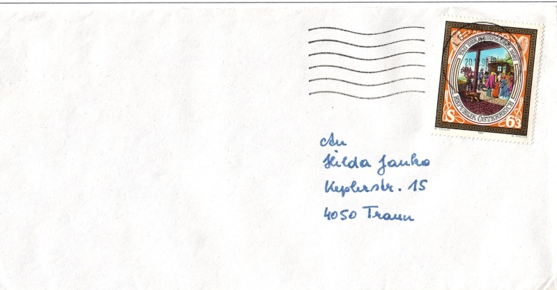 Sammlung Bedarfsbriefe Österreich ab 1945 - Seite 2 198710