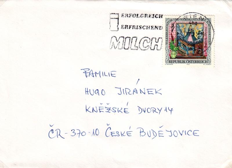 Sammlung Bedarfsbriefe Österreich ab 1945 - Seite 3 199210