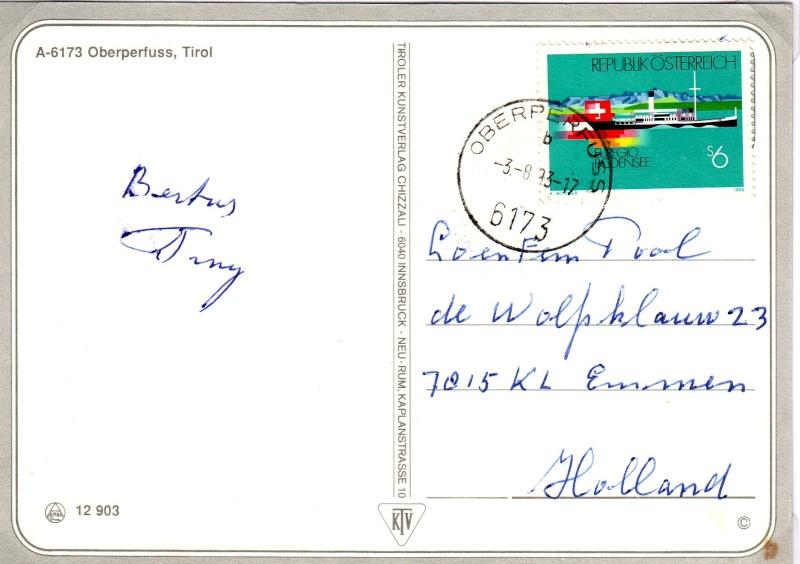 Sammlung Bedarfsbriefe Österreich ab 1945 - Seite 3 199310