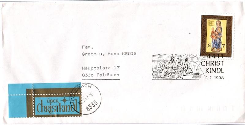 Sammlung Bedarfsbriefe Österreich ab 1945 - Seite 3 199711