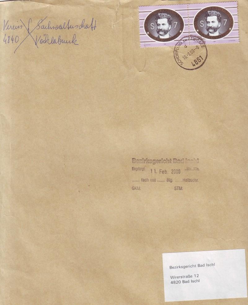 Sammlung Bedarfsbriefe Österreich ab 1945 - Seite 3 199910
