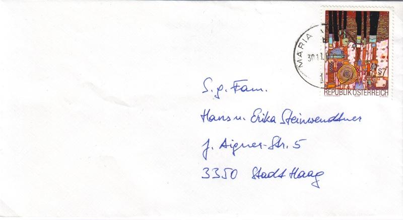 Sammlung Bedarfsbriefe Österreich ab 1945 - Seite 3 200010