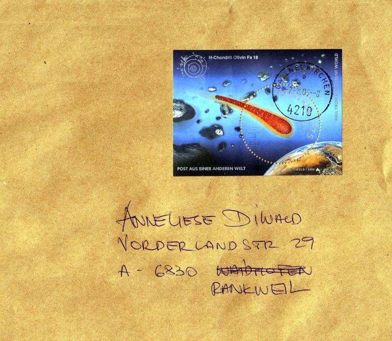 Sammlung Bedarfsbriefe Österreich ab 1945 - Seite 3 200610