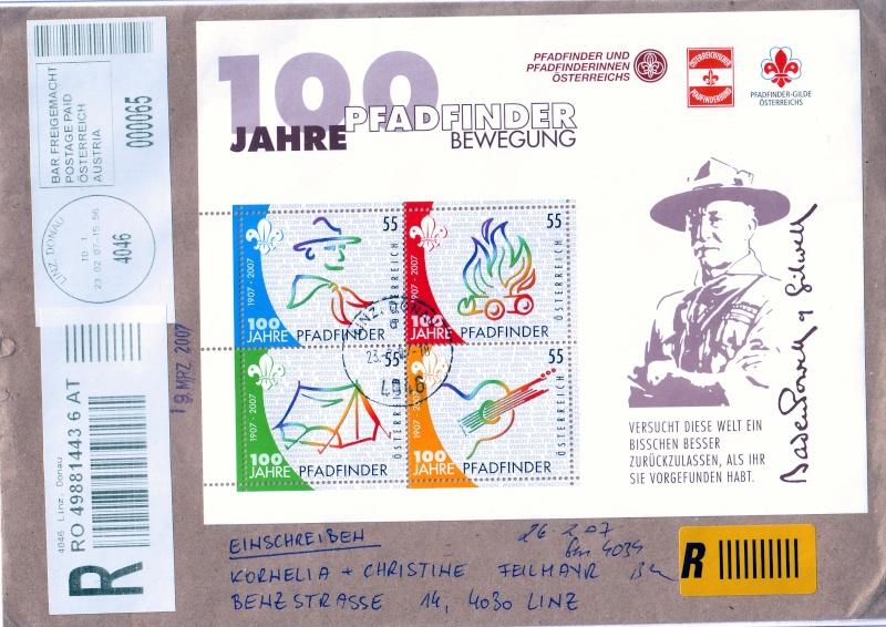 Sammlung Bedarfsbriefe Österreich ab 1945 - Seite 3 200710