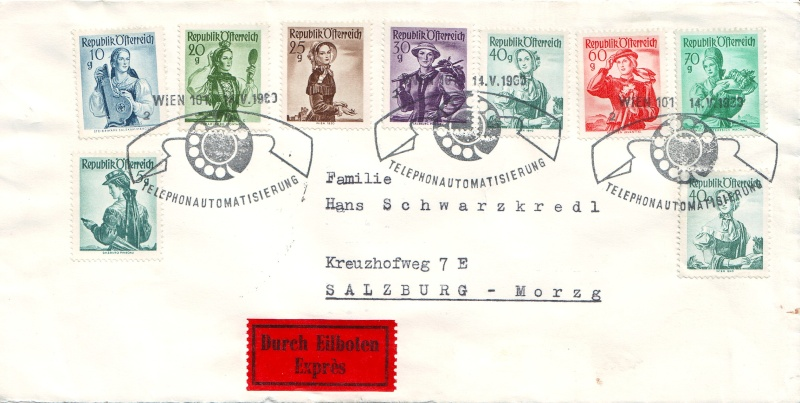 Trachtenserien ANK 887 - 923 und 1052 - 1072 Belege - Seite 2 Tracht19
