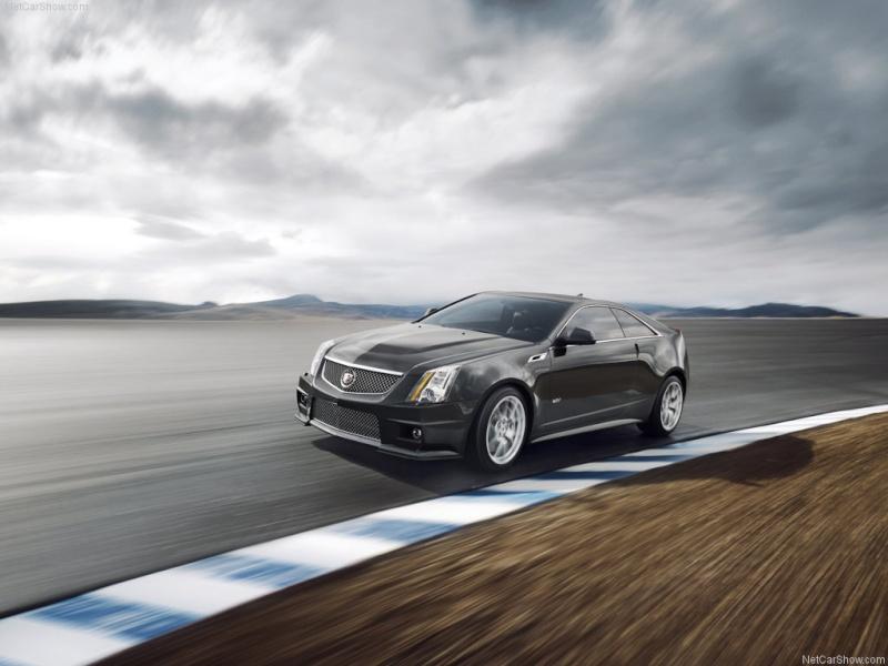 2010 - [Cadillac] CTS-V Coupé Cadill10