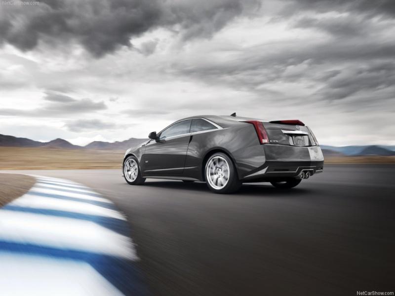 2010 - [Cadillac] CTS-V Coupé Cadill11