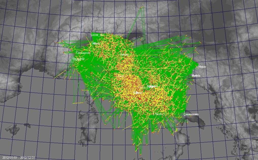 Mappa triangolazioni IMTN 2012  2012b_10